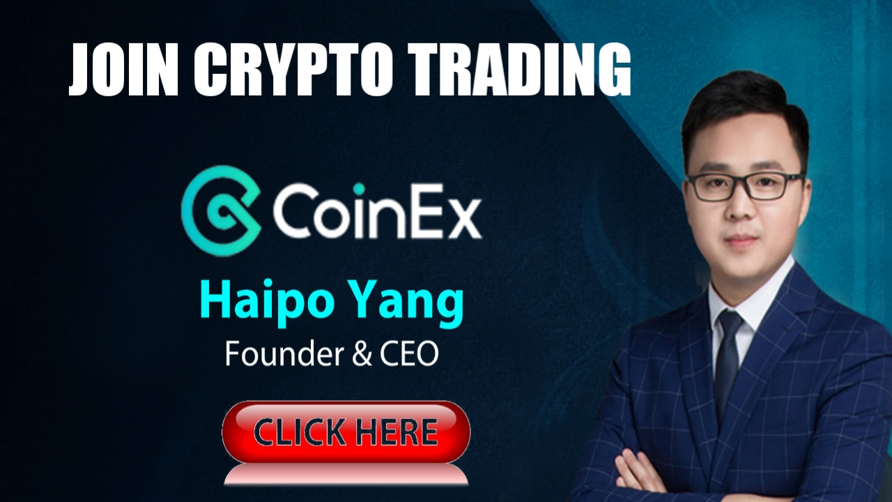 COINEX EXCHANGE JOIN