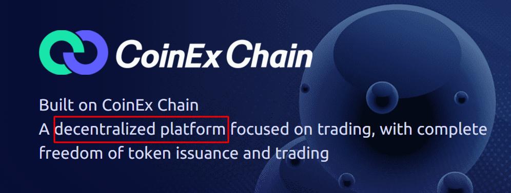 coinex dex website explanation tamil